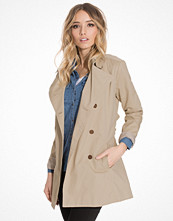 B.Young Alex Short Trenchcoat