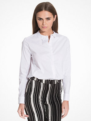 Topshop Neat Pleated Shirt