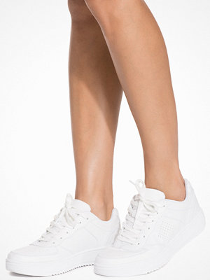 NLY Shoes Sneaker Vit