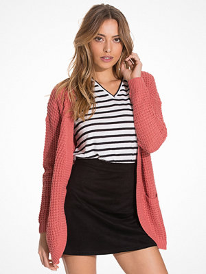 Only EMMA L/S LONG CARDIGAN NOOS
