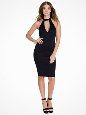 Ax Paris Keyhole Bodycon Dress