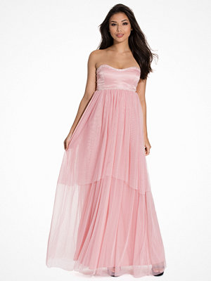 NLY Eve Diamond Prom Gown Rosa