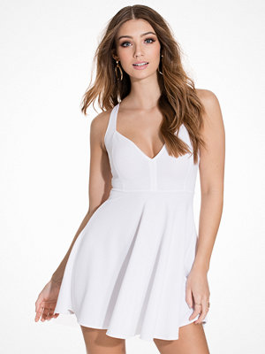 NLY One Sweetheart Neckline Skater Dress