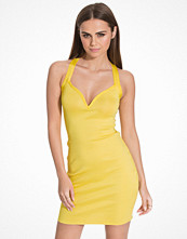 Wow Couture Bandage Cage Back Dress
