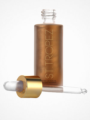 Solning - St. Tropez Self Tan Luxe Facial Oil 30ml Vit