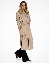 Vila VIEMMELY LONG TRENCHCOAT TB