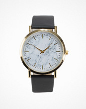 Klockor - NLY Accessories Marble Plain Watch