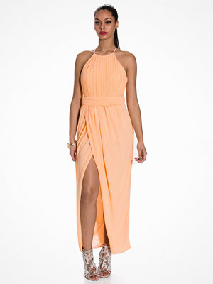 TFNC Marian Dress Peach