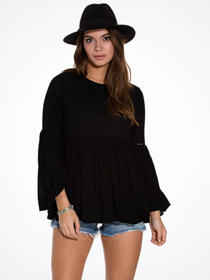 Only onlLUPINA L/S TOP WVN