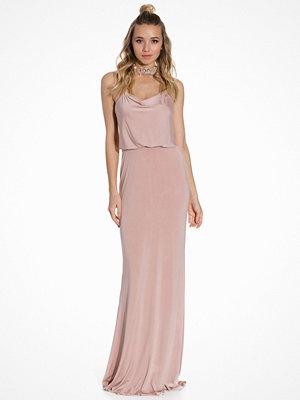 Forever Unique Mae Dress Light Beige