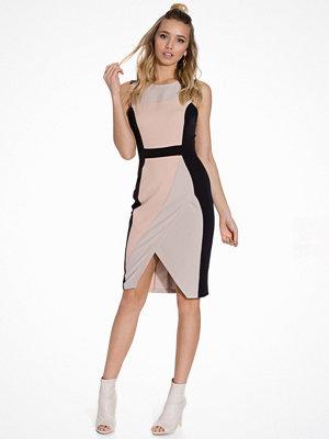 Miss Selfridge Colourblock Dress Multi