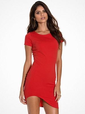 NLY One Curved Hem Mini Dress