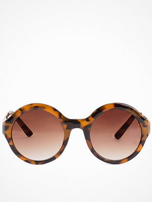NLY Accessories Round Printed Sunglasses