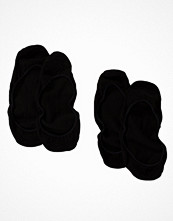 Strumpor - Pieces JEANNETTE 2 PACK FOOTIES