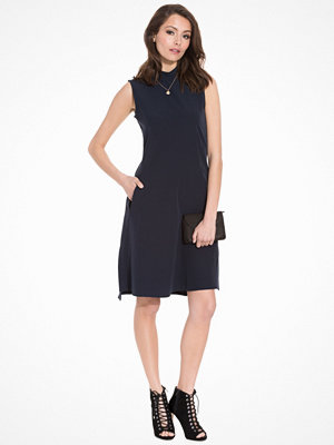 Closet Date Night Dress Navy