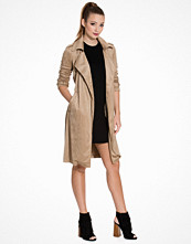 NLY Trend Suedette Trenchcoat