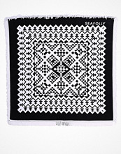 Seafolly Black Modclub Aztec Towel