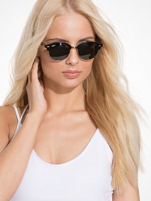 Ray-Ban RB 4246 Clubround Black