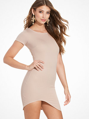NLY One Curved Hem Mini Dress