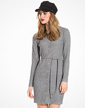 NLY Trend Ribbed Jersey Dress