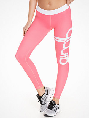 Sportkläder - Aim'n Pink Stripe Tights Rosa