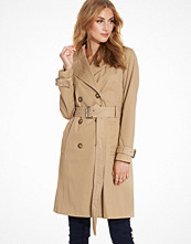 MICHAEL Michael Kors Fit And Flare Trench