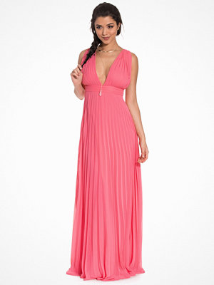 NLY Eve Empire Pleat Gown
