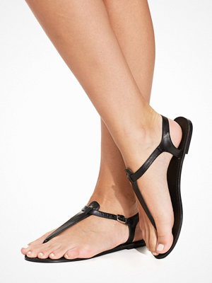 NLY Shoes Simple Sandal Svart