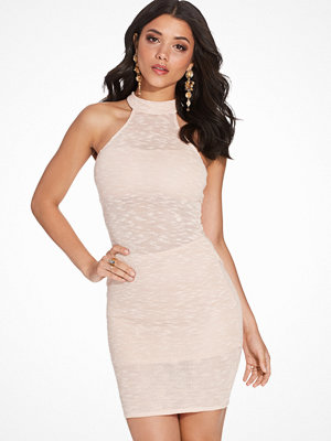 NLY One Sheer Knit Dress