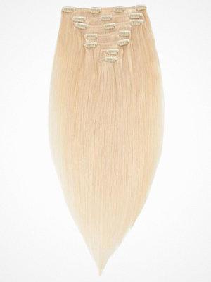Hårprodukter - Rapunzel Of Sweden 30 cm Clip-on set Original 7 pieces Light Golden Blond