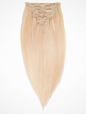 Hårprodukter - Rapunzel Of Sweden 30 cm Clip-on set Original 7 pieces Light Golden Blond Mix