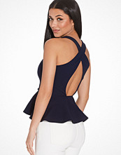 NLY One Flawless Peplum Top