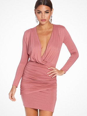 NLY One Drape Wrap Bodycon