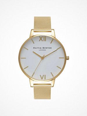 Klockor - Olivia Burton White Dial