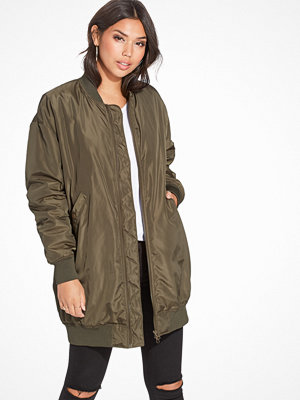NLY Trend Size Me Warm Bomber