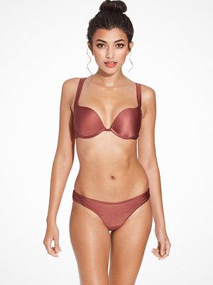 NLY Beach Brazilian Bikini Panty Bronze