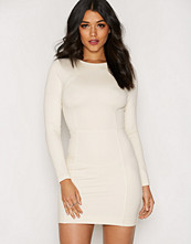 French Connection Stretch LS Dress