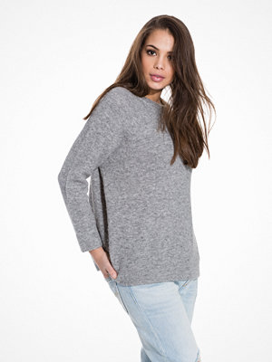 Samsøe & Samsøe Nor o-n long 7355 Grey Melange