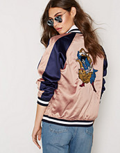 NLY Trend Embroidered Bomber Jacket