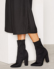 NLY Shoes Pointy Stretchy Boot