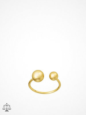 SOPHIE By SOPHIE smycke Two Planet Ring Guld