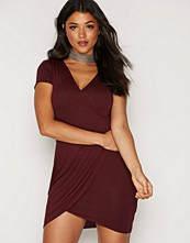 NLY One Wrap Over Dress