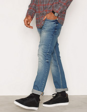 Jeans - Tailored By Solid Blyth Stretch Jeans