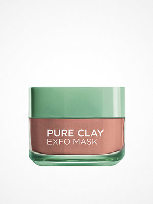 Ansikte - L'Oréal Paris Pure Clay EXFO Mask Beige