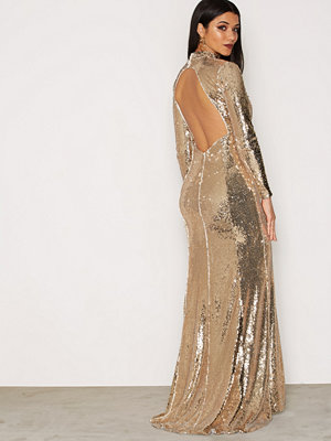 NLY Eve Heaven On Earth Gown Champagne