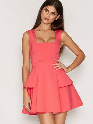 Festklänningar - AQ/AQ Miya Mini Dress Coral