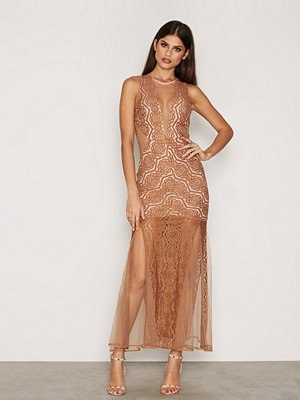 Love Triangle Fairy Tail Dress Mocha