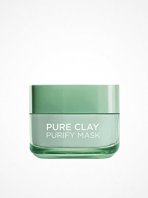 Ansikte - L'Oréal Paris Pure Clay PURIFY Mask Grön
