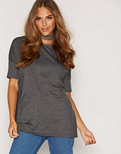 New Look Marl Oversized T-Shirt