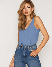 Topshop Double Strap V Cami Top